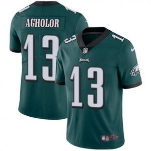 Eagles Nelson Agholor Green Jersey